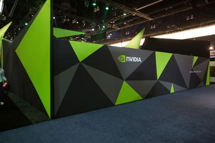 Expo Exhibition Stands Xbox : Nvidia e booth experiential marketing and design
