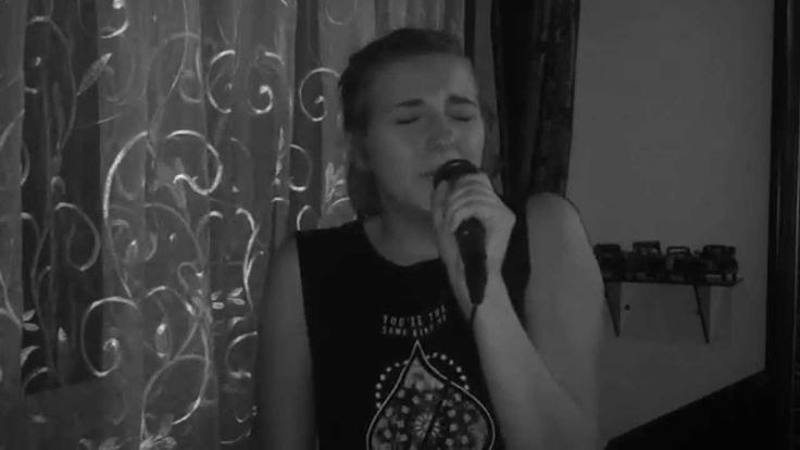 Imagine Dragons - Radioactive (cover by sylwiaa__)