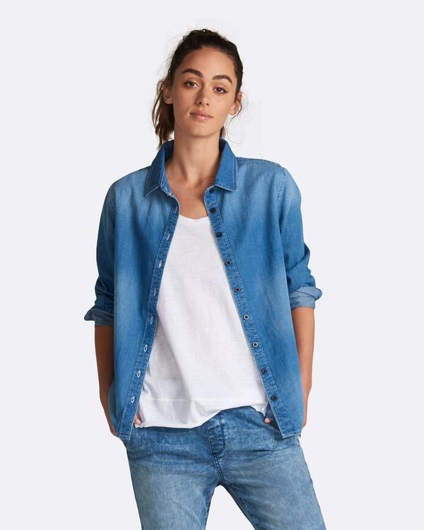 Indiana Shirt from Blossom and Glow blossomandglow.com.au