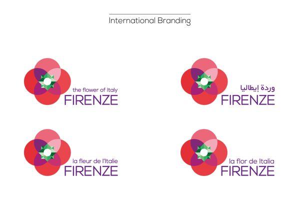 The city branding of Firenze by Stephanie Richa, via Behance