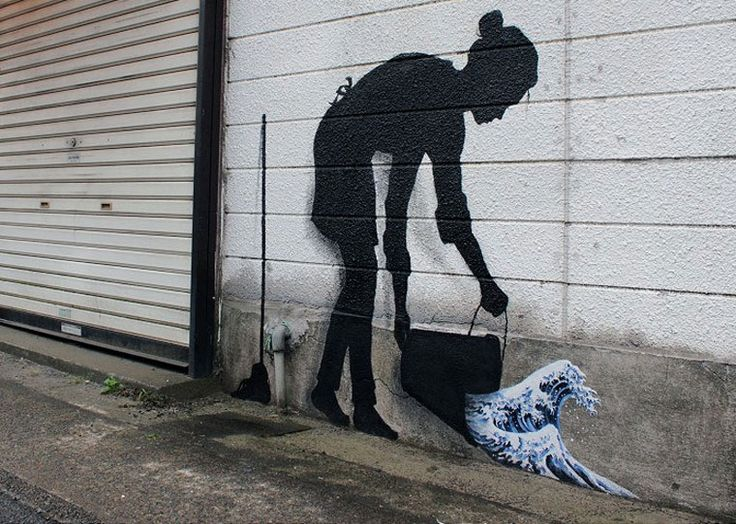 Pejac en Asie – Entre street art créatif et détournements urbains