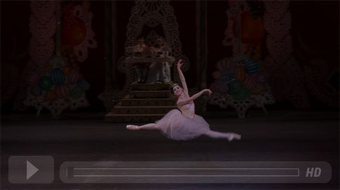 Checked this off my Bucket List on December 10, 2014! Yay!! -sn NYCB - George Balanchine's The Nutcracker