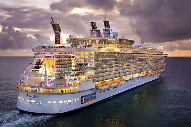 Royal Caribbean~Oasis of the Seas