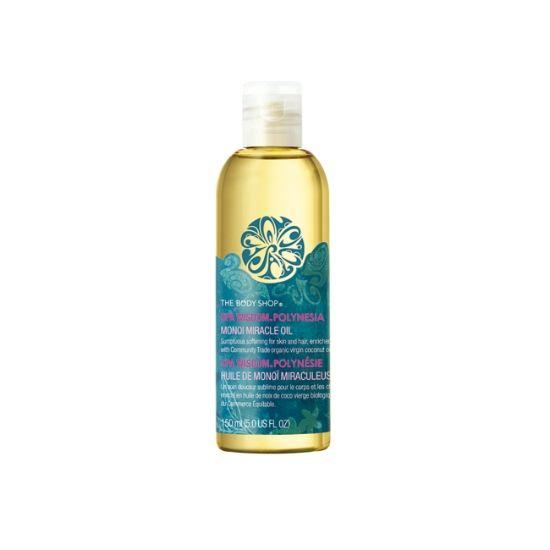 Spa Wisdom Polynesia Monoi Miracle Oil, The Body Shop