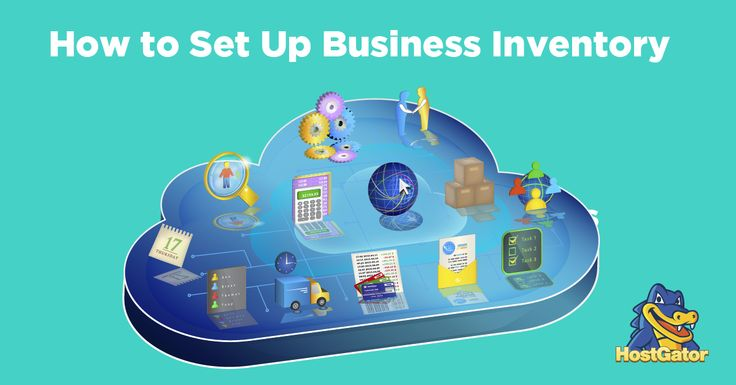 How to Set Up Business Inventory