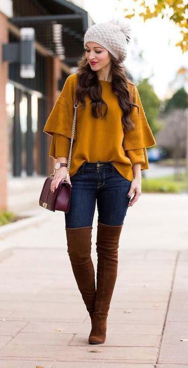 #Winter #Outfits Ultimate Winter Outfits To Inspire You #winterfashionoutfits