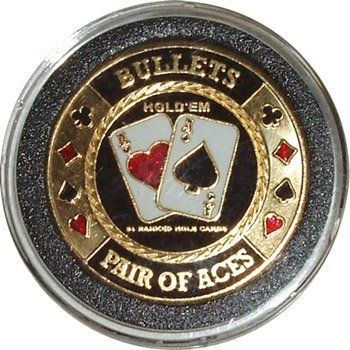 Hand Painted Poker Card Guard Protector - Bullets by Da Vinci. $8.49. Protect your valuable hand at the table. Has your hand ever been taken away accidentally by the dealer? Stop that from happening with a poker card guard.