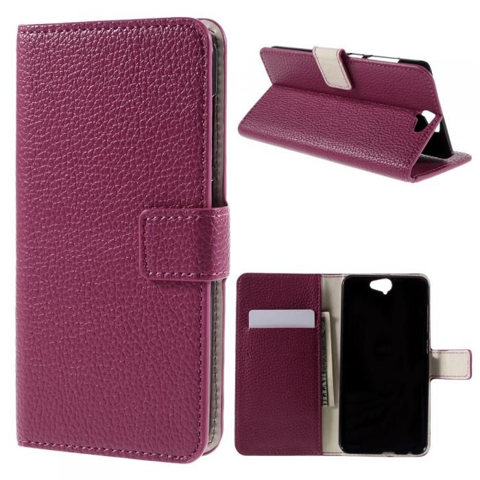 Mobilplånbok till HTC One A9 Rosa.Köp snygga fodral idag via länken: http://www.phonelife.se/mobilfodral