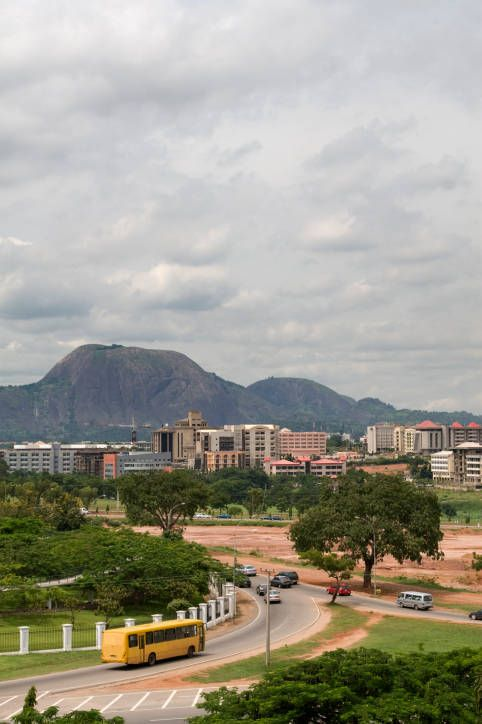 Abuja, Nigeria's Capital  Visit www.chronos-studeos.com/blog to enjoy architecture features, tips and tricks, and commissioned 3D visualizations by the Chronos Studeos company of architects and CG artists