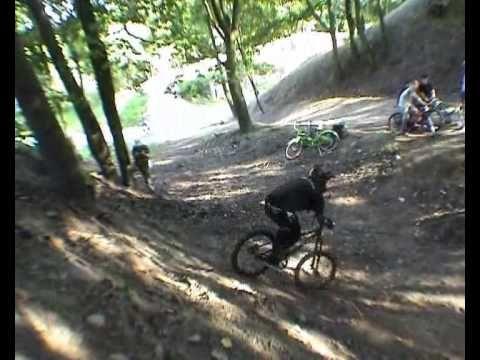 NS Bikes rider Wojtek Gola