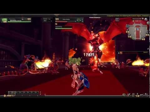 Aura Kingdom - Raw Gameplay 1 - Aura Kingdom is a 3D Fantasy, Free to play, Role Playing MMO Game (MMORPG) with a gorgeous anime art style