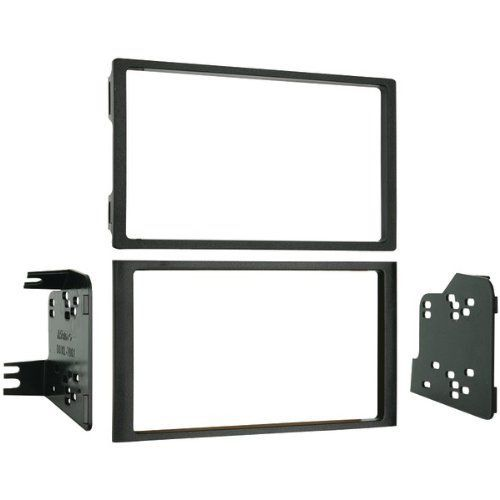 Metra 2003 - 2007 Honda(R) Pilot Double-Din Installation Kit Product Category: Installation Accessories/Installation Kits