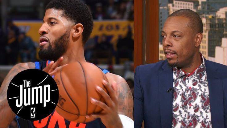 #latestnews#worldnews#news#currentnews#breakingnewsPaul Pierce says Paul George will go to Lakers if Thunder don't win championship | The Jump | ESPN
