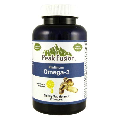 45 best premium platinum omega 3 images on pinterest 3 for Best time to take fish oil