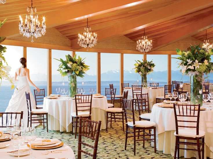 Edgewater Hotel Seattle Weddings Price Out And Compare Wedding Costs For Ceremony Reception Venues In Wa