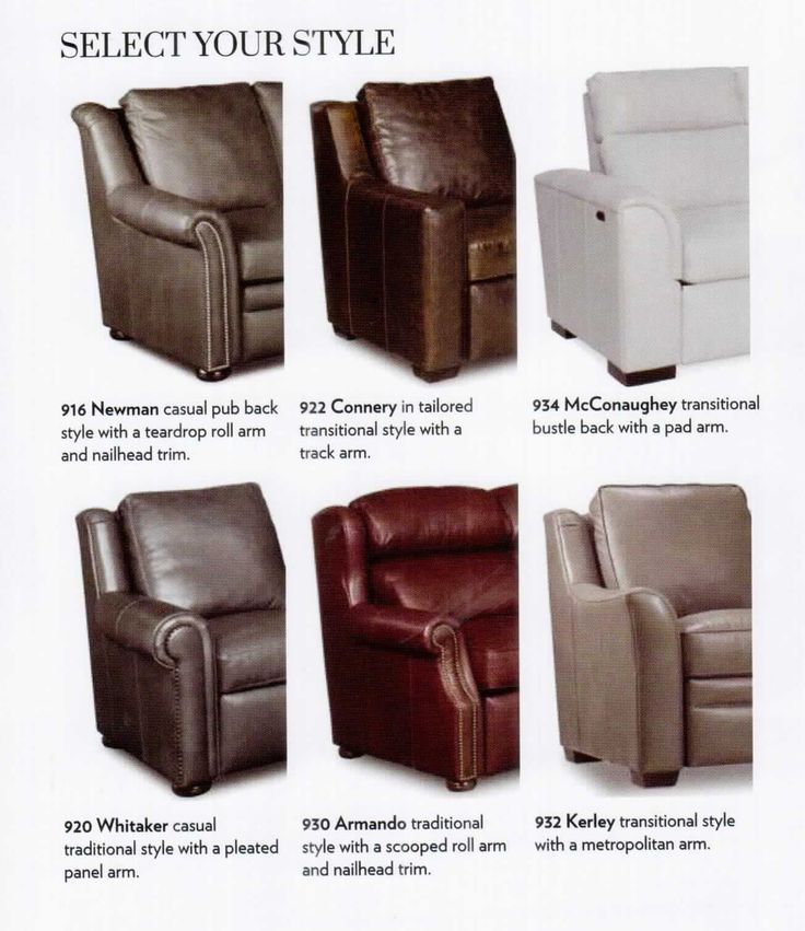 Bradington Young Kerley 932 Lux Sofa Power Recliner Series