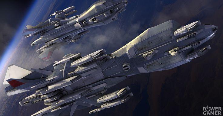 Ytterligare en ny video från det mycket imponerande Star Citizen. (Vilket skepp tänker du använda?) http://www.powergamer.se/2014/09/16/star-citizen-galactic-gear-reviews-the-origin-m50/ #StarCitizen #RobertsSpaceInd #RSI