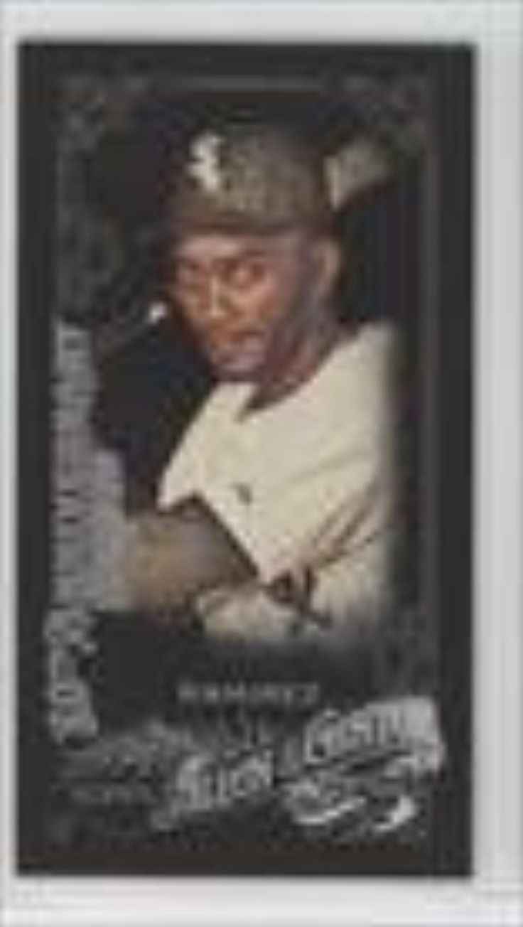 Alexei Ramirez (Baseball Card) 2015 Topps Allen & Ginter's X: 10th Anniversary Issue Mini #126 - Brought to you by Avarsha.com