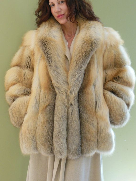 1000  images about Fur Coats on Pinterest | Coats Coyotes and