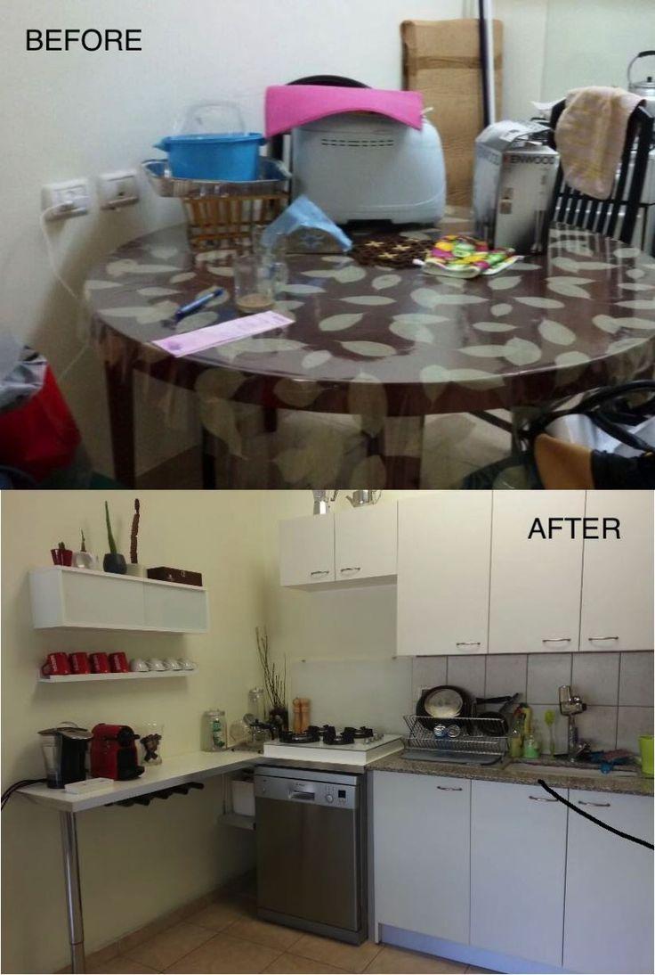 1000 ideas about ikea kitchen organization on pinterest small entryway organization ikea for Upgraded kitchen ideas