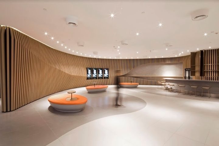 Palace Cinema Raffles City Changning By 4n Design Architects
