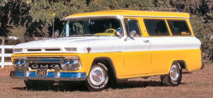 Lets post 60-66 SUBURBAN Only Pictures - Page 9 - The 1947 - Present Chevrolet & GMC Truck Message Board Network