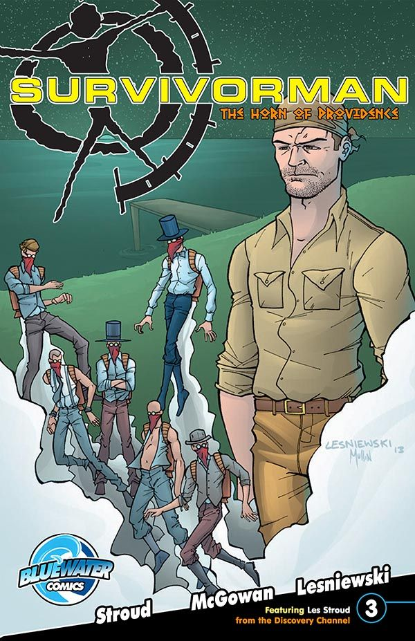 cover to issue #3A
