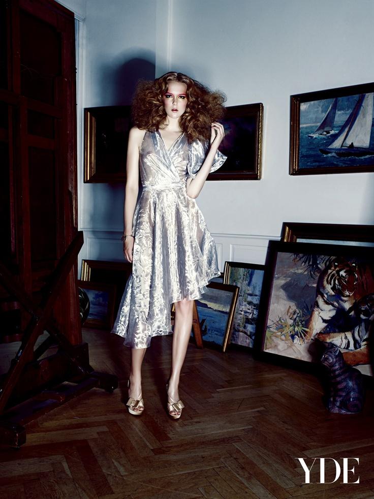 YDE SS13  #YDE #dress #fashion #luxury #women