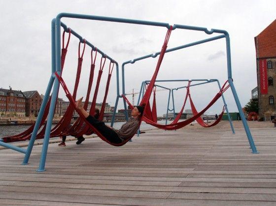 off-ground, un élément de jeu et de repos pour l'espace public