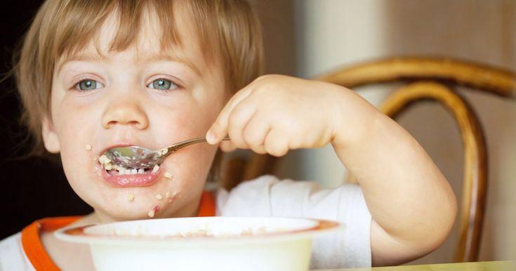 Les céréales pour bébé