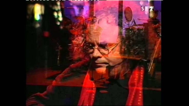 MEB's note: I adore him. Andreas Vollenweider - Pilgrim. Live Vox Tour 2004. (HD)