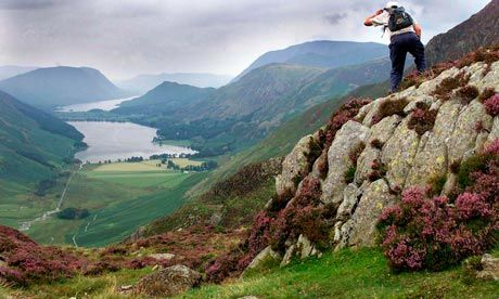 'Top 10 walking weekends in the UK'