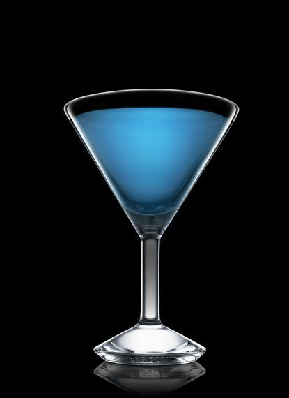 Absolut Blue Bell - Fill a mixing glass with ice cubes. Add all ingredients. Stir and strain into a chilled cocktail glass. 2 Parts Absolut Vodka, 1 Part Blue Curacao, 2 Dashes Lime Juice