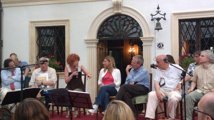 L'intervento di #FiorellaMannoia al  dibattito