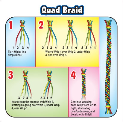 quad braid!