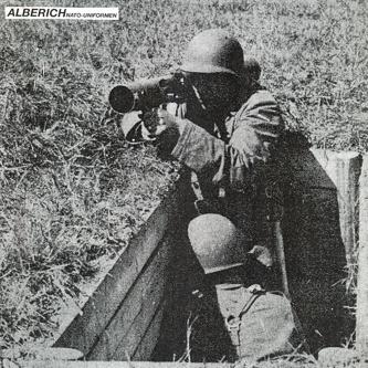 Alberich - NATO - uniformen
