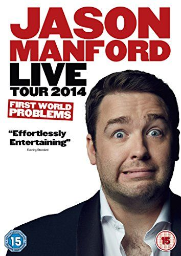 From 0.43 Jason Manford: First World Problems [dvd]