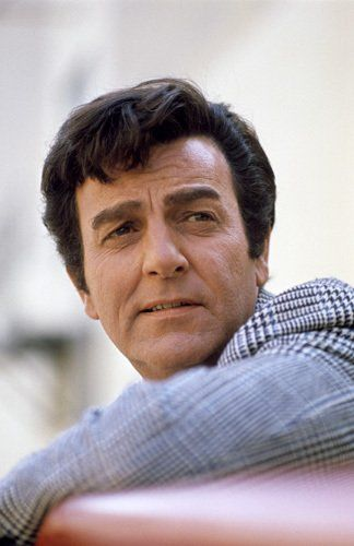 Mike Connors ( born Krekor Ohanion) portrayed the very cool Joe Mannix