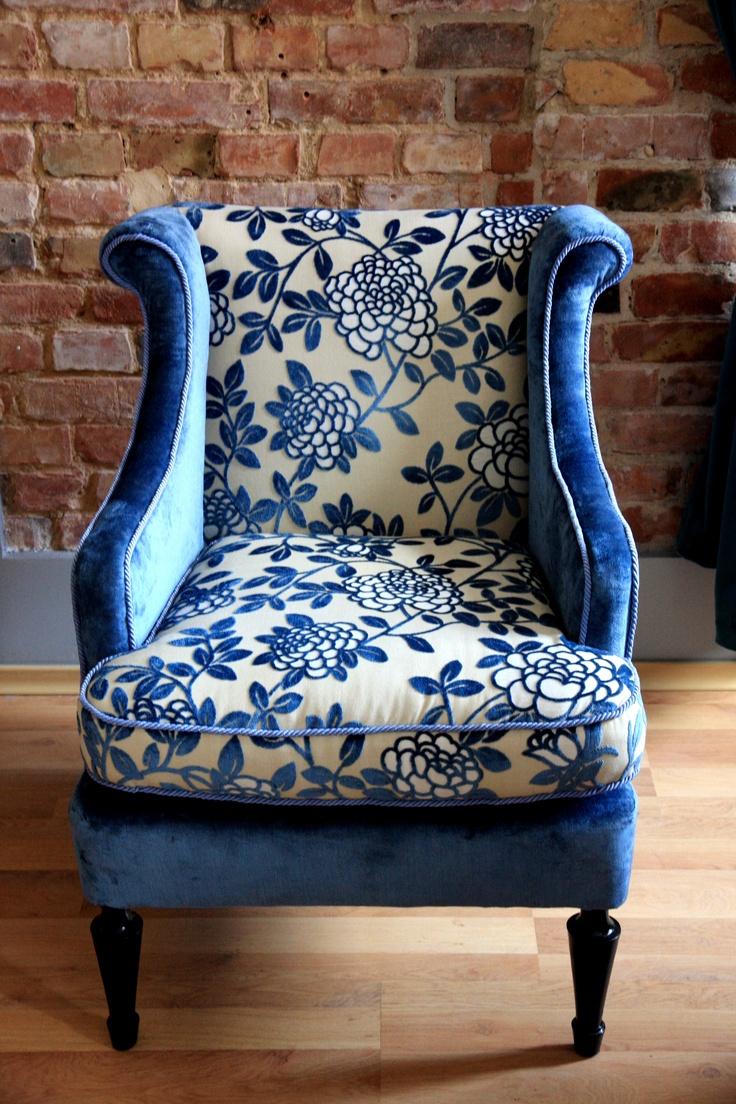 ❤❤❤ armchair by Anna Śpiewak