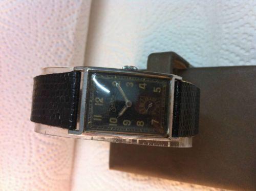 Zentra-alte-Herren-Armbanduhr-aus-den-40er-Jahren