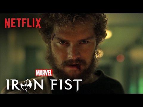 Железный кулак 1 сезон (2017) смотреть онлайн в хорошем качестве HD бесплатно