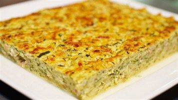 Zucchini Slice Recipe - LifeStyle FOOD