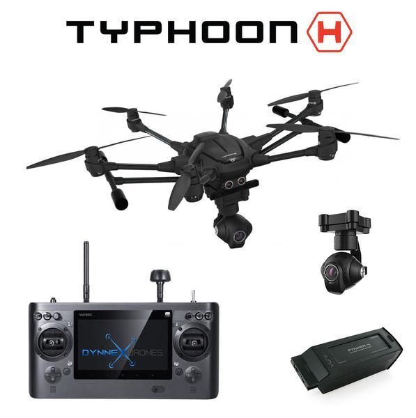 YUNEEC Typhoon H Hexacopter With Camera Award Winning Innovation Is The Most Advanced Aerial Photography And Videography Platform Available In