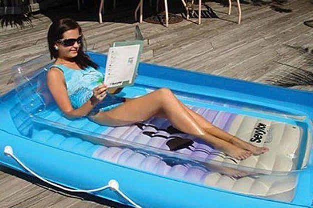 Adult Version of a Kiddie Pool