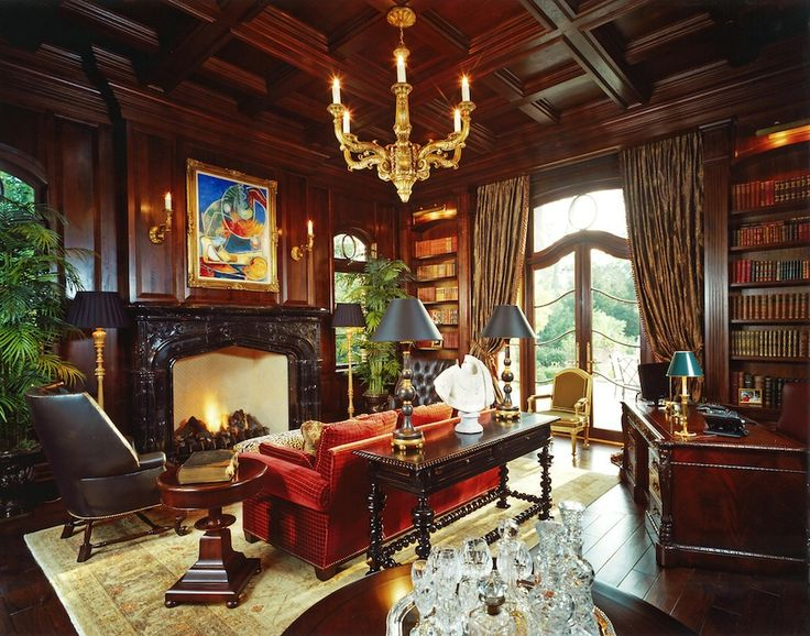 Inside Old Victorian Homes | Victorian Gothic interior style: Victorian and Gothic interior design ...