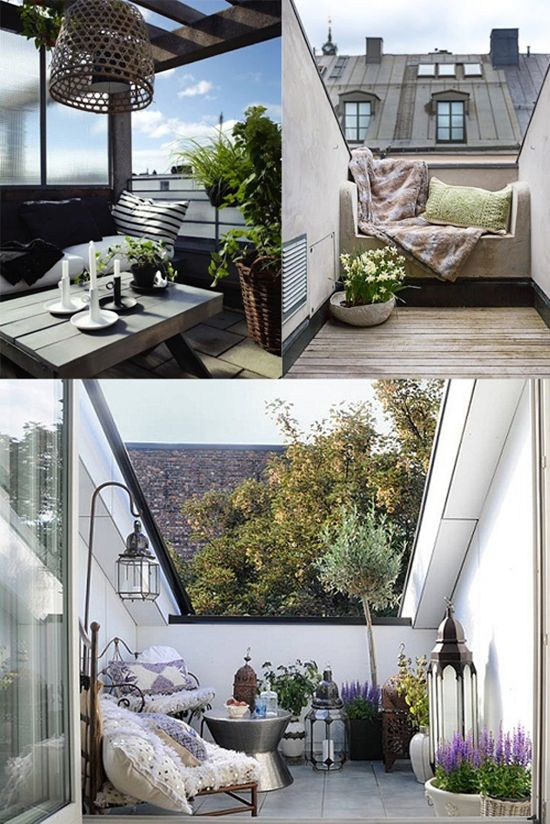 Room With A View Garden Design Part - 44: Just Give Me A Book And A Glass Of Coffee Or Wine, Depending On The Hour.  Home And Delicious: Hönnun: U201ea Room With A Viewu201d