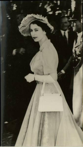 Elizabeth II Queen of England