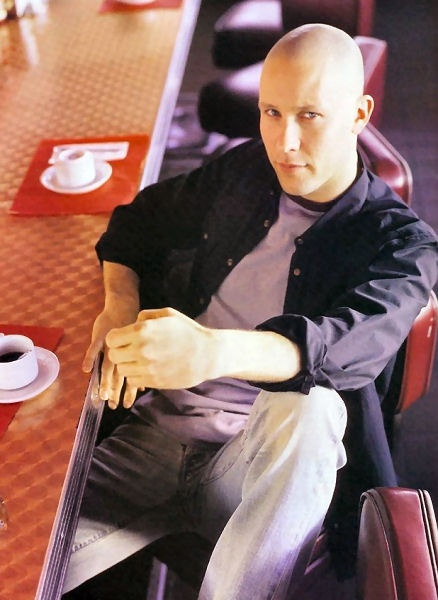 """michael rosenbaum A.K.A   Alexander """"Lex"""" Luthor"""