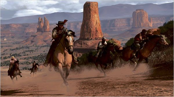 Video Game Review - 'Red Dead Redemption' Brings Old West to Life - NYTimes.com