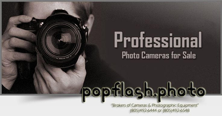Shop the latest #professionalPhotoCameras, #UsedCameras & #lenses and camera Accessories Popflash Photo cameras and camera Accessories http://www.popflash.com